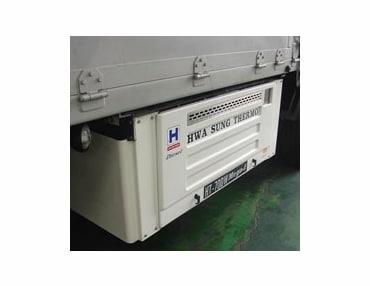 Repuestos de refrigeración para furgones y camiones de transporte congelados