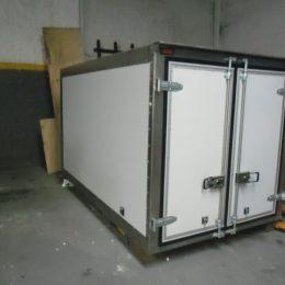 Instalación de cajas de refrigeración en montevideo